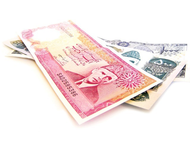 Pakistan-Rupees