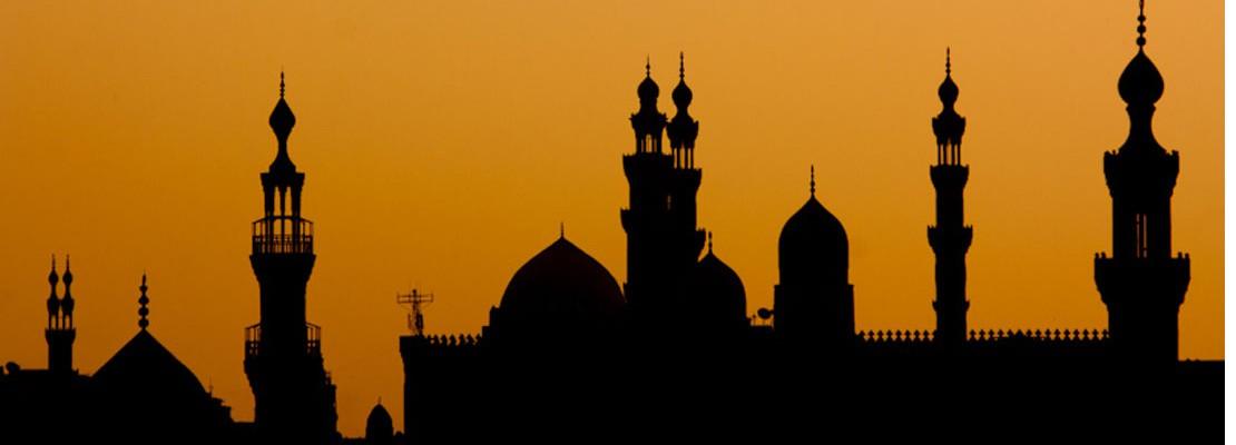 Minaret Sunset
