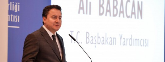 Turkey DPM Babacan