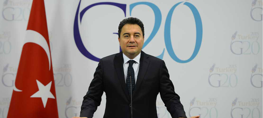 Turkish Deputy Prime Minister Ali Babacan