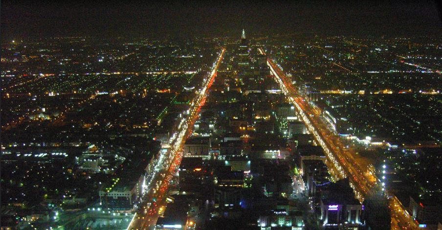 Riyadh - Alan Light Flickr