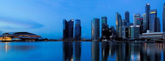 Singapore Central Business District - Brain Evans - Flicker