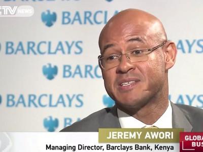 Jeremy Awori - Barclays Kenya
