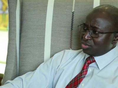 Lamin Manjang, CEO Standard Chartered Kenya