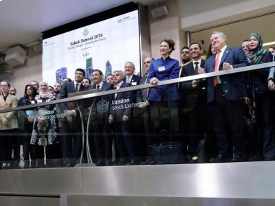 London Islamic Finance Centre Shines at Sukuk Summit