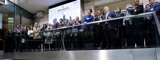London Islamic Finance Centre Shines at Sukuk Summit