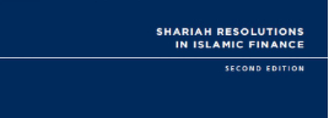 Bank Negara Malaysia Sharia Resolutions in Islamic Finance Second Edition